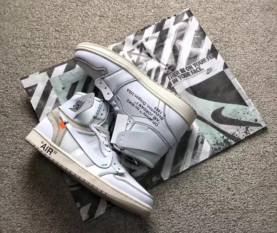 Comment éviter les fausses Off White x Nike ?
