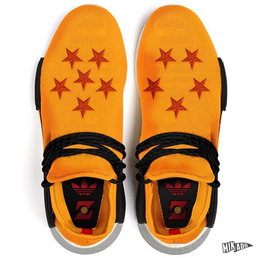 Adidas NMD HU Dragon Ball Z