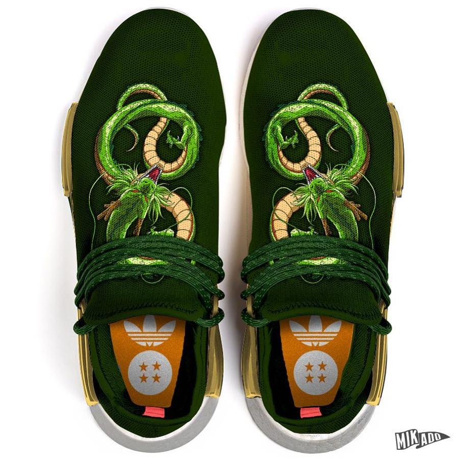 Adidas NMD HU Shenron