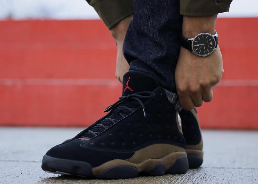 Air Jordan 13 Retro Olive - @jacquesoles