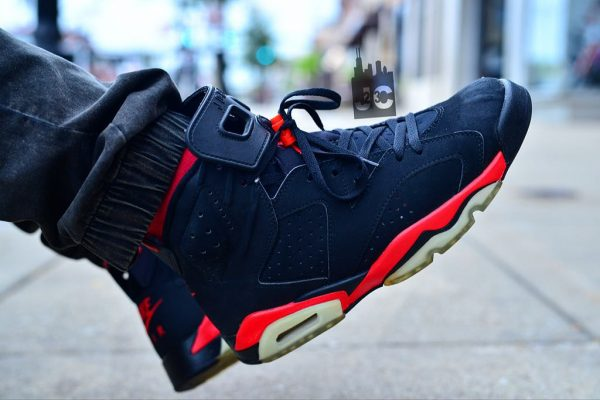 Air Jordan 6 Black Infrared Nike Air - @jcollector23