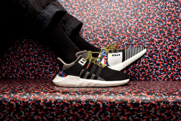 BVG x Adidas EQT Support 93 17 Berlin