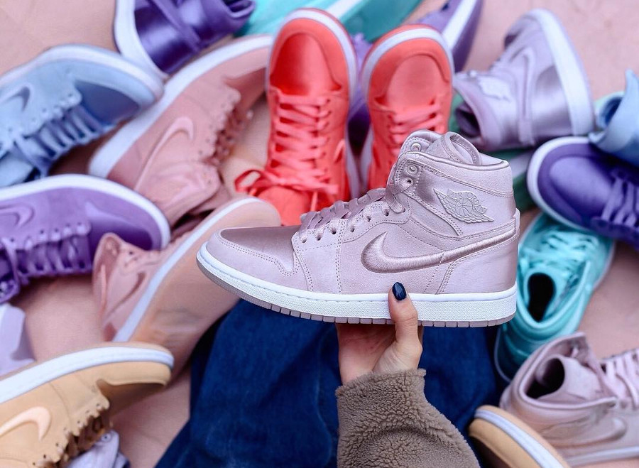 Basket Air Jordan 1 Wmns High Retro Season of Her (2)
