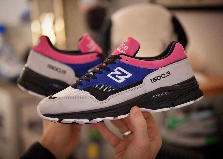 New Balance 1500.9 SC 'Pink Blue Black' (made in England)