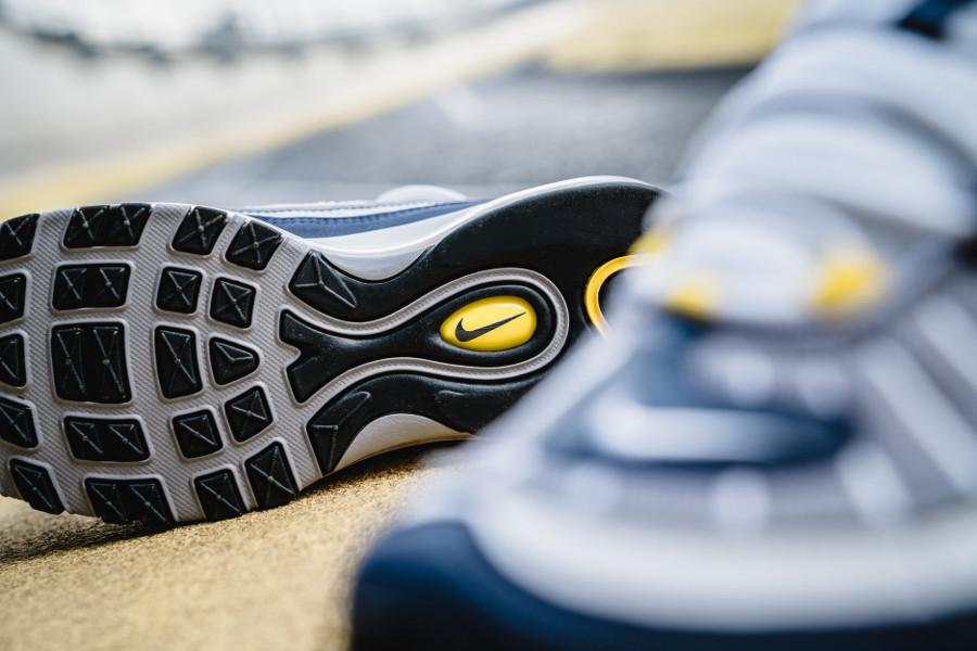 Basket Nike Air Max 98 OG Michigan Tour Yellow (3)