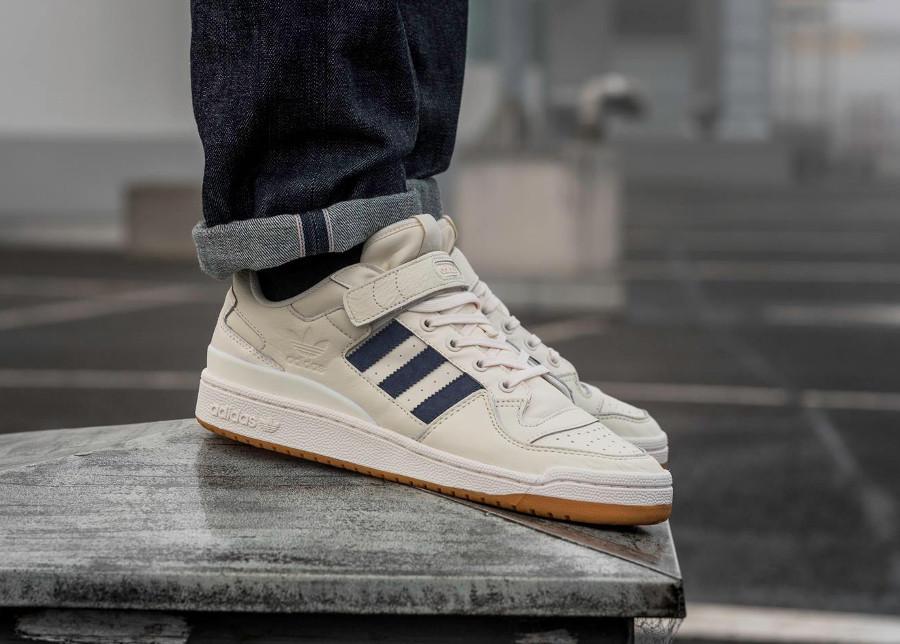 Adidas Forum Low 'Chalk White'