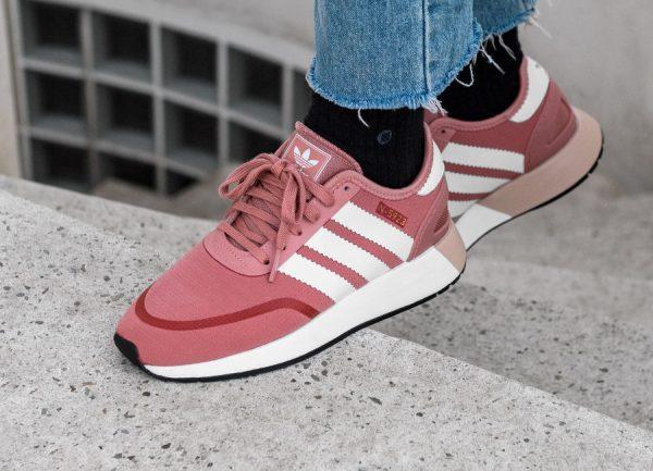 Chaussure Adidas Iniki N-5923 Rose Ash Pink (femme)