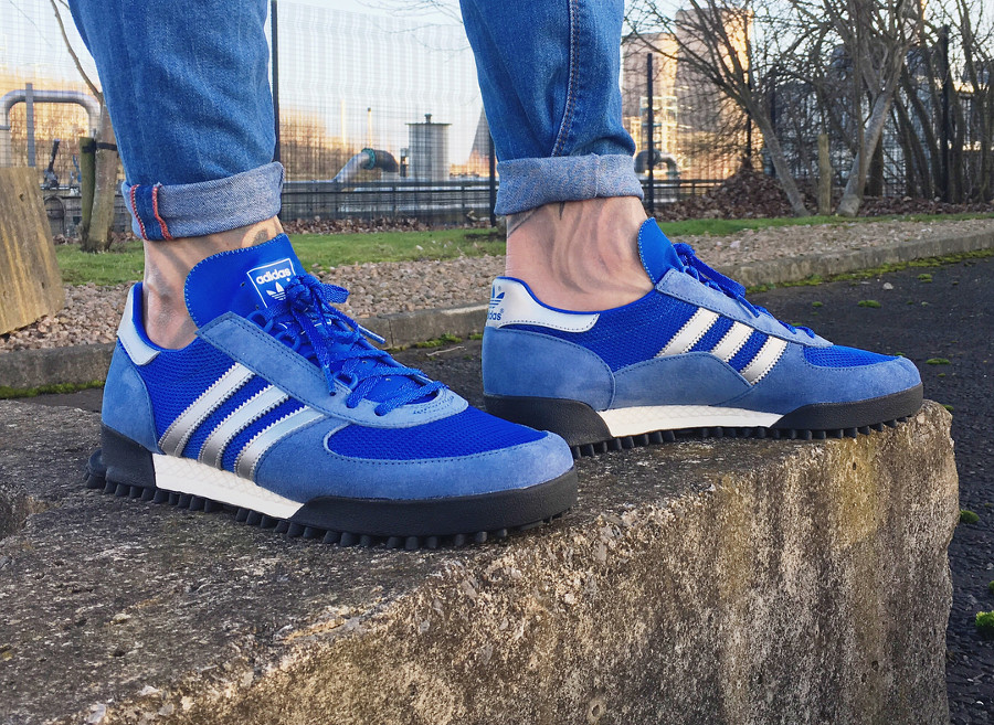 Chaussure Adidas Marathon TR Trail OG Epochal 2018 Blue (2)