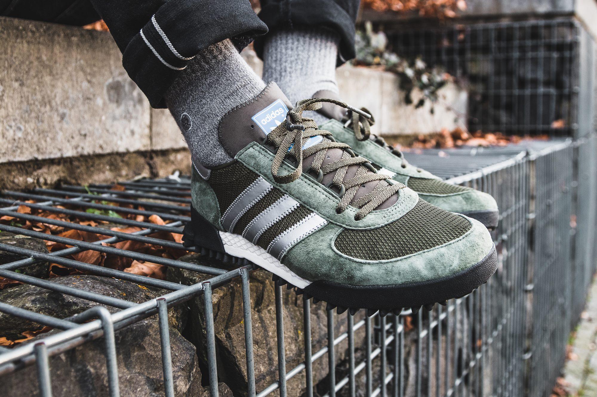 Chaussure Adidas Marathon TR Trail OG Epochal 2018 Green