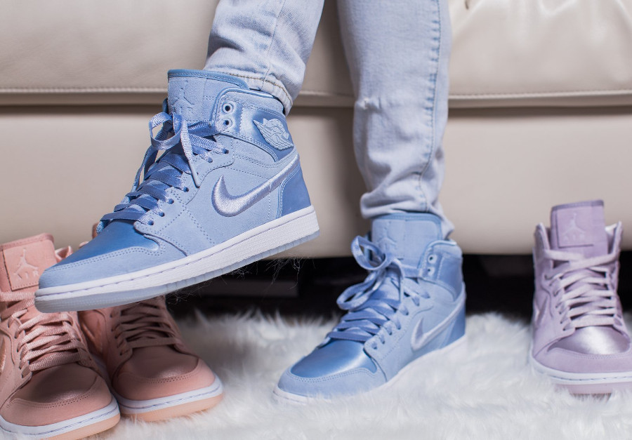 Chaussure Air Jordan 1 Retro SOH Hydrogen Blue