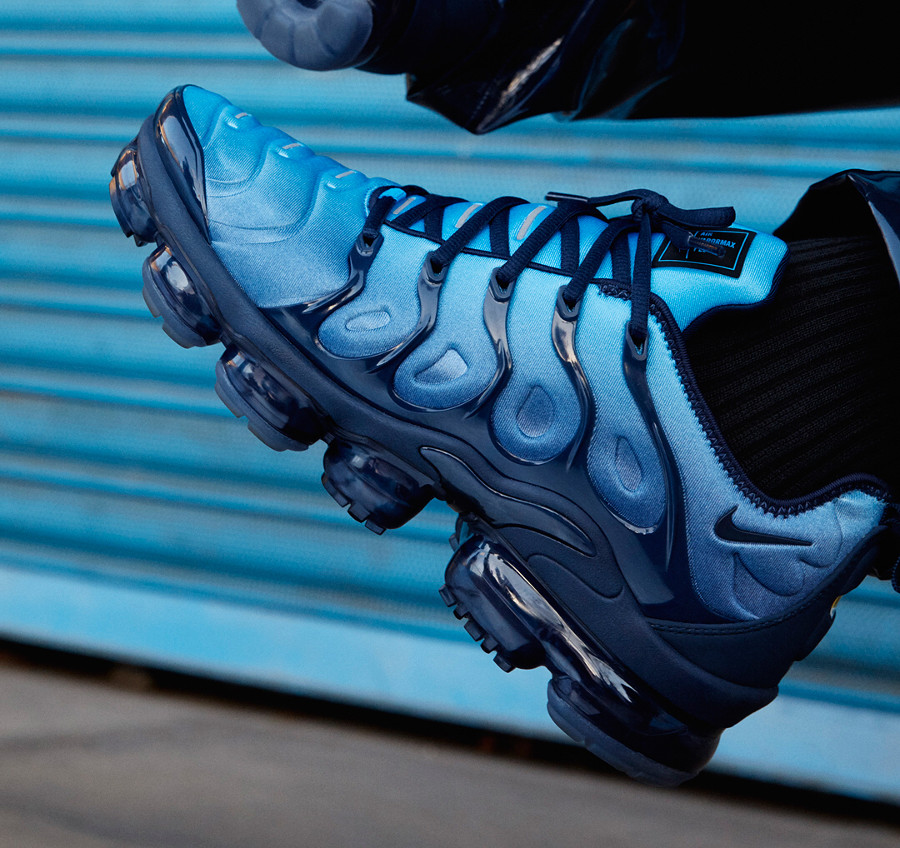 Chaussure Nike Air Vapormax Plus Photo Blue dégradé bleu (1)