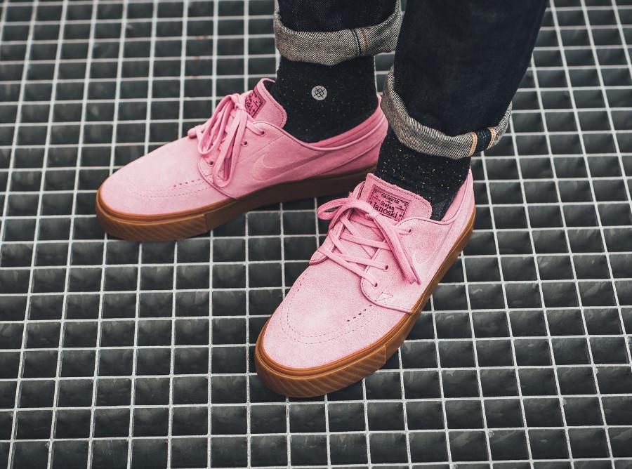 Nike SB Janoski Suede 'Elemental Pink Brown'