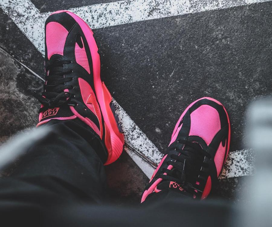 Comme des Garçons x Nike Air 180 on feet - @t.mcfly