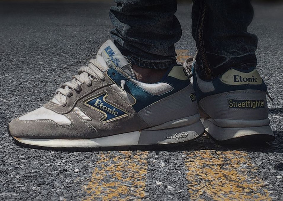 Etonic KM System Street Fighter - @thedopegame