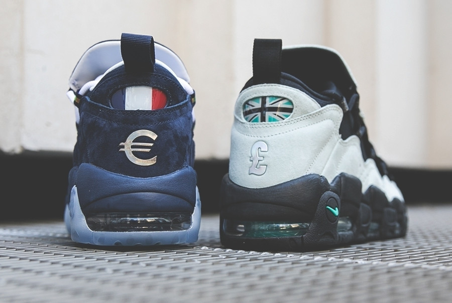 Nike Air More Money QS 'Global Currency' (Europe)