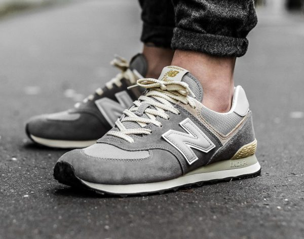 New Balance 574 Grey 'Friends & Family' (#SDJ 09/01/2018)