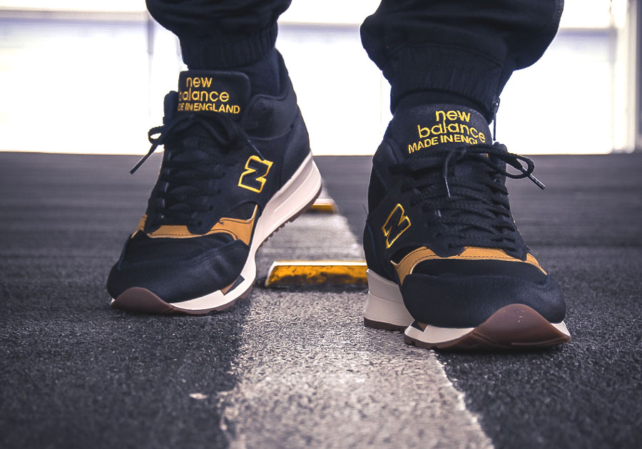 New Balance MH 1500 KT Black Yellow (made in England) (2)