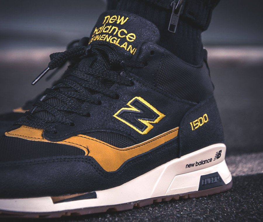 New Balance MH 1500 KT Black Yellow (made in England) (3)