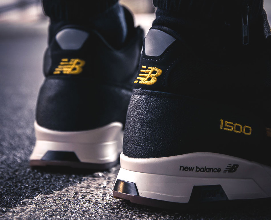 New Balance MH 1500 KT Black Yellow (made in England) (4)