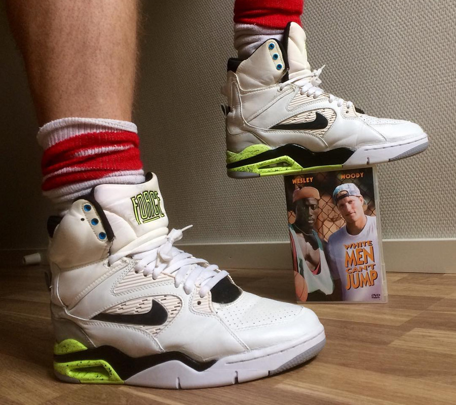 Nike Air Command Force 180 1990 - @sneakerted