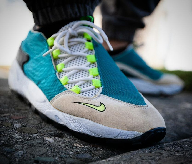 Nike Air Footscape OG 1996 Mystic Teal - @s.l.i.n.g