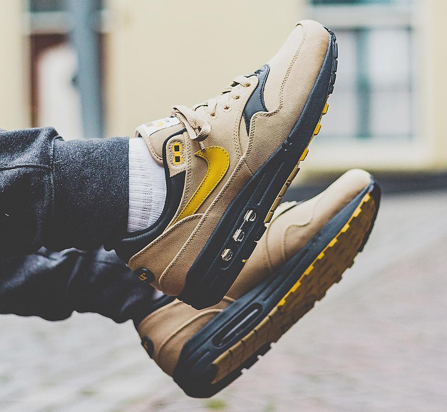 Nike Air Max 1 Elemental Gold - @cirinobrown