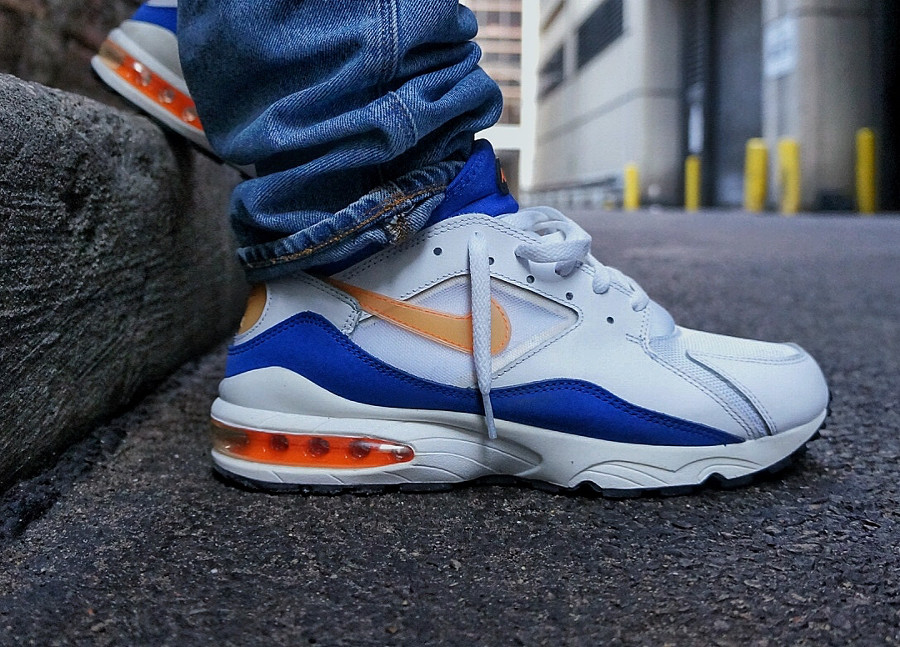 Nike Air Max 93 OG Citrus 25 ans