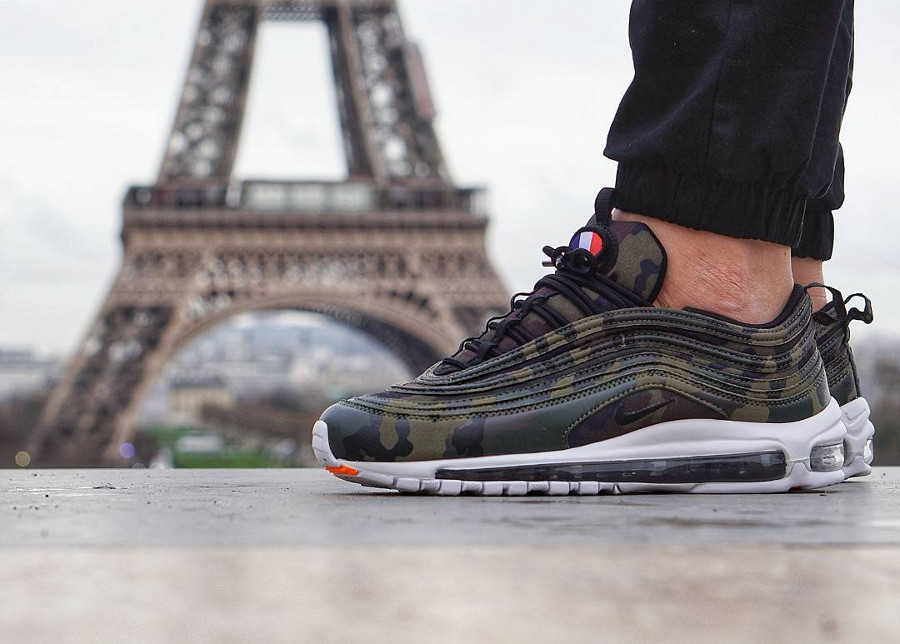 Nike Air Max 97 Country Camo France - @dexter91000