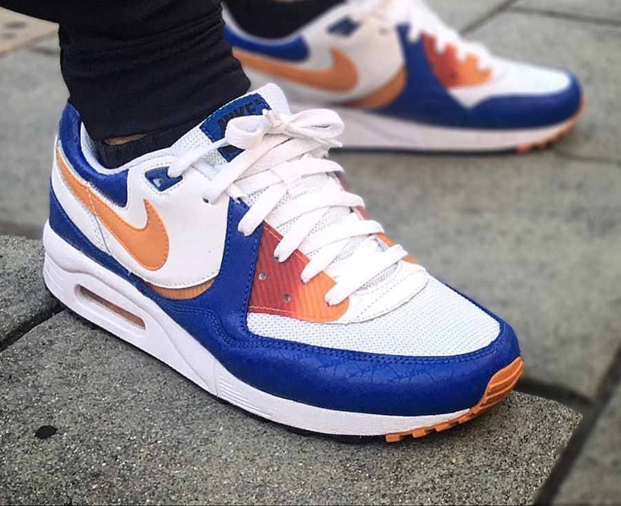 Nike Air Max Light Newark Eagles - @maydjahlook