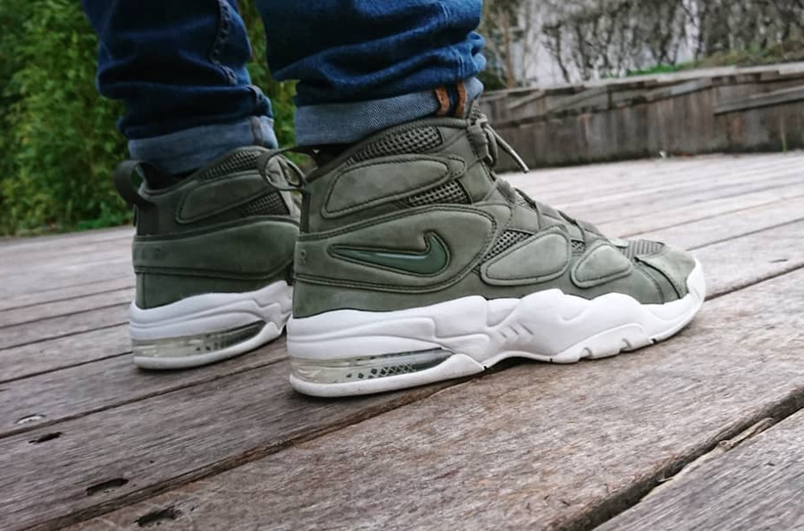 Nike Air Max Uptempo 2 Urban Haze - @h.g.thanh