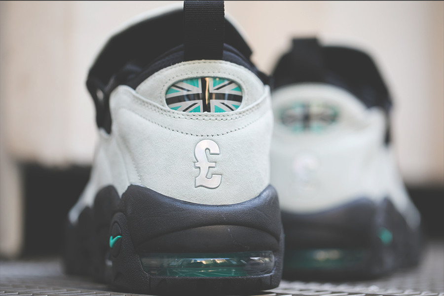 Nike Air More Money £ drapeau royaume uni