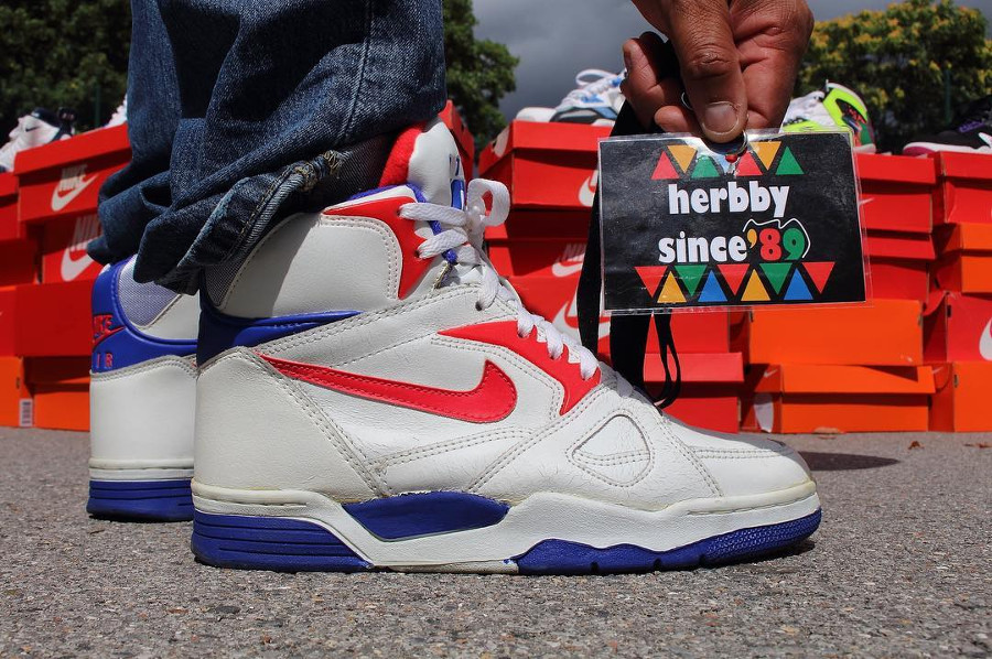 Nike Air Strike Force OG 1990 - @kicksmaniac