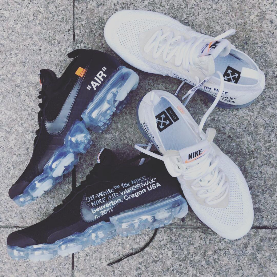 Off White x Nike Air Vapormax 2.0