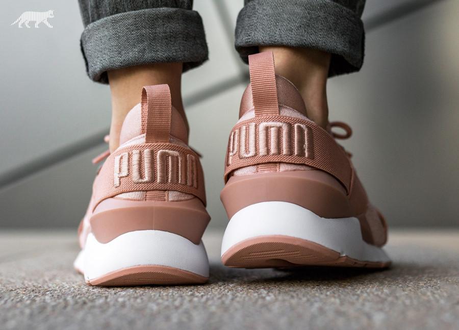 Baskets Puma Muse X Strap | Groupon Shopping