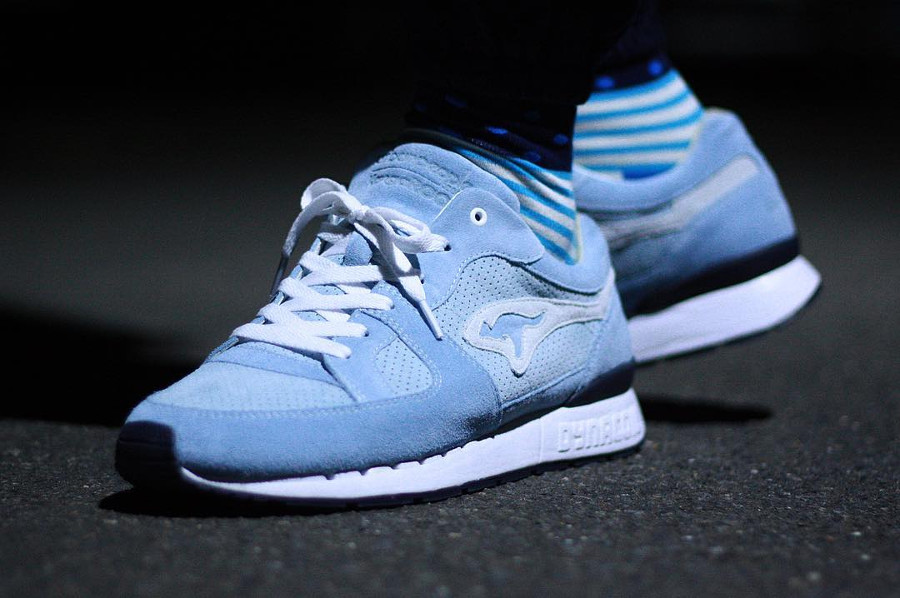 Urban People x Kangaroos Coil R1 Glacier - @kicks_addict_