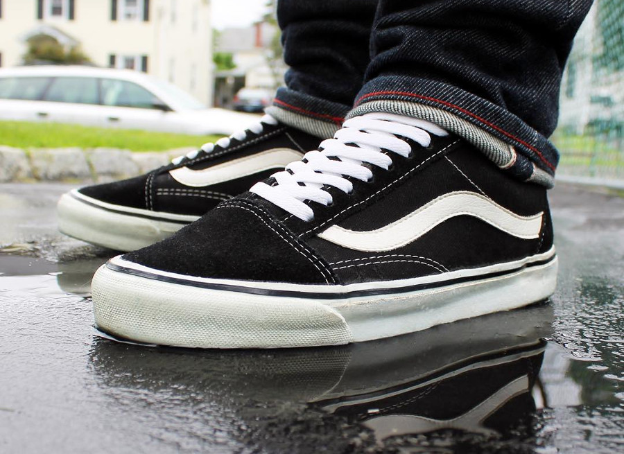 Vans Old Skool Made in USA - @tmrsnnorwalk