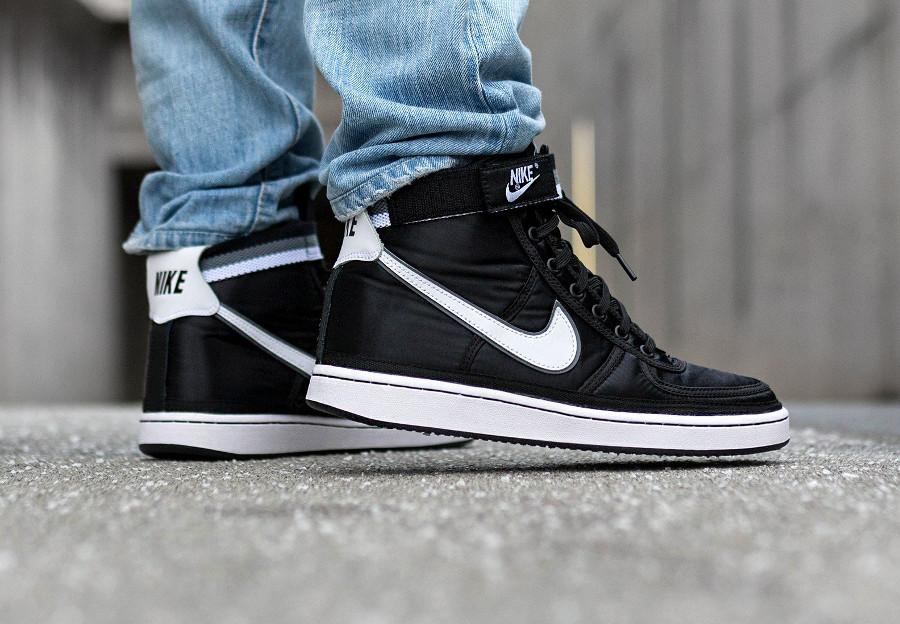 'black Grey'Quel Avoir Supreme High Avis Vandal Nike Noir White NXOnwPk80