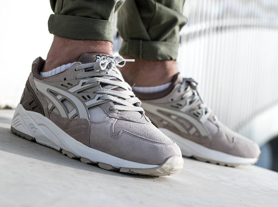 Asics Gel Kayano Trainer 'Feather Grey Birch'