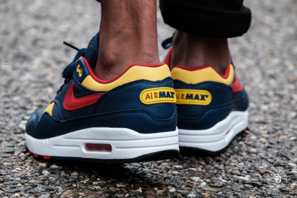 Nike Air Max 1 PRM 'Snow Beach' (Air Max 93 Logo)