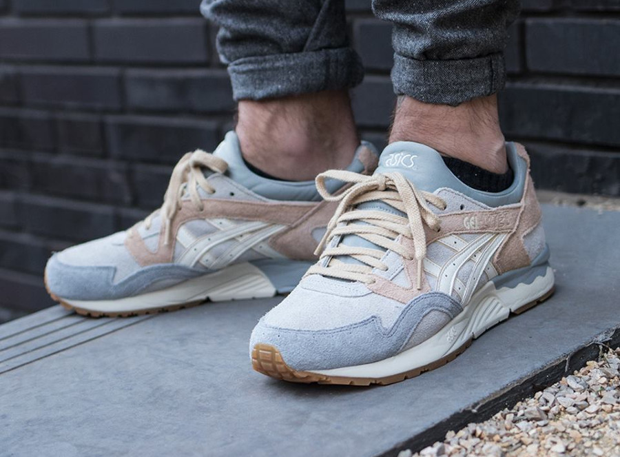 Le pack Asics Gel Lyte 'Glacier Grey Cream'