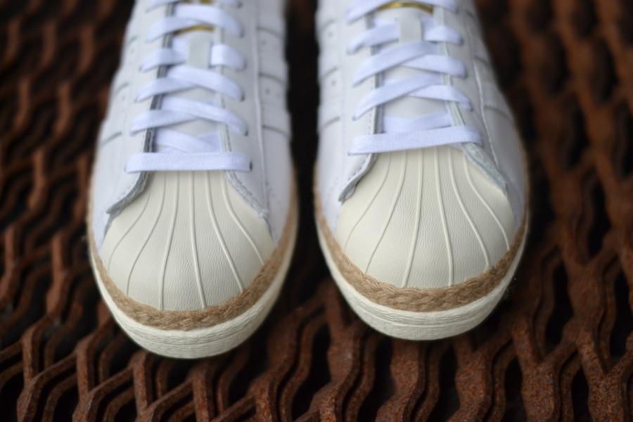 basket-adidas-superstar-new-bold-w-white-semelle-espadrille-DA9573 (4)