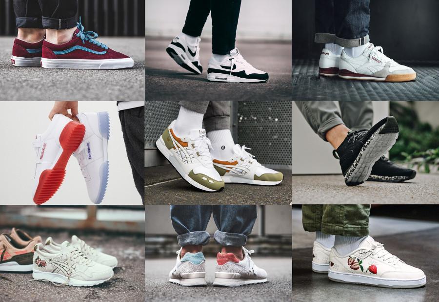 10 sneakers à prix réduits (soldes d'été 2018)