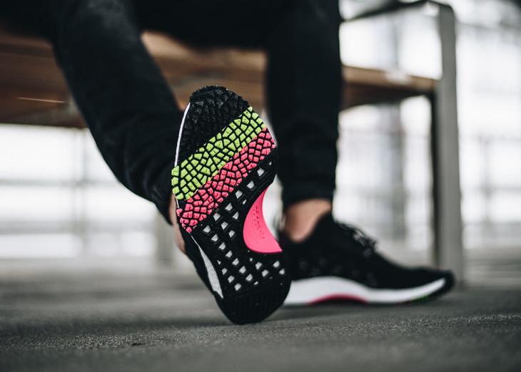 latest 2018 sneakers clearance sale Adidas NMD_Racer Adizero PK Primeknit 'Black Solar Pink' : où l ...