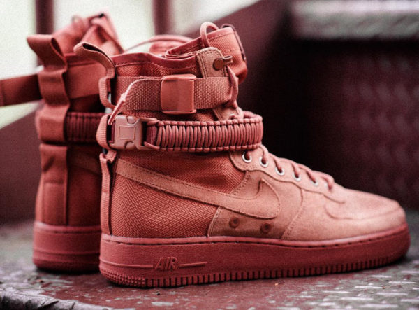 Nike Air Force 1 Special Field 'Dusty Peach'