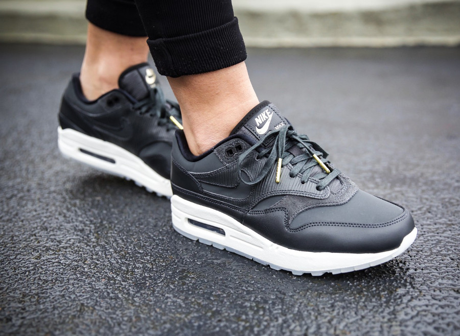nike WMNS AIR MAX 1 PRM ANTHRACITEANTHRACITE NOIR SUMMIT