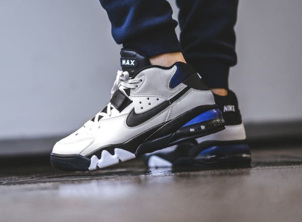 size 40 14eb6 98001 où acheter la chaussure Nike Air Force Max 93 OG Barkley Cobalt Blue 2017