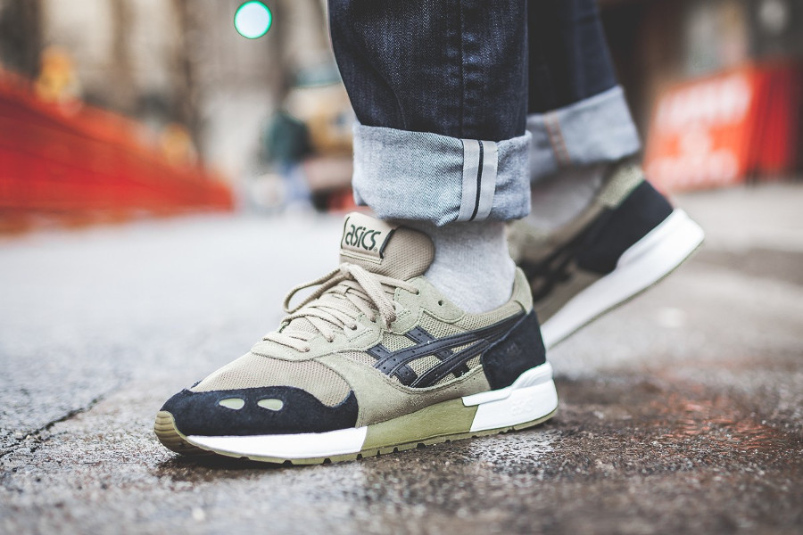 Asics Gel Lyte 'Aloe Black'