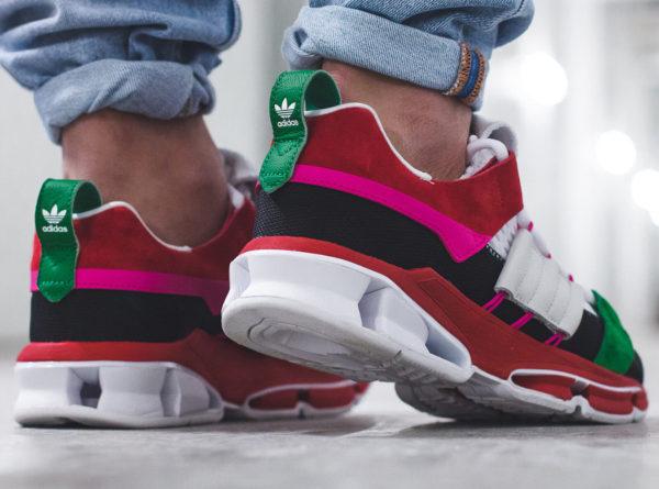 Adidas Twinstrike ADV Multicolor - chaussure rétro homme (1)
