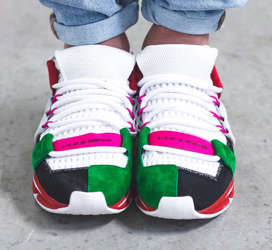 Adidas Twinstrike ADV Multicolor - chaussure rétro homme (2)