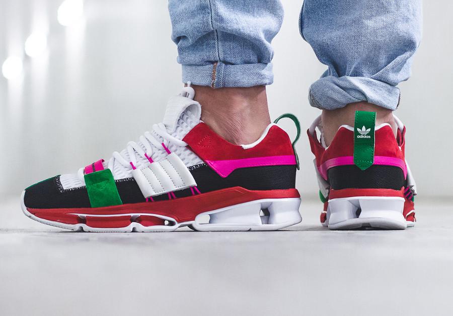 Adidas Twinstrike ADV Multicolor - chaussure rétro homme (4)